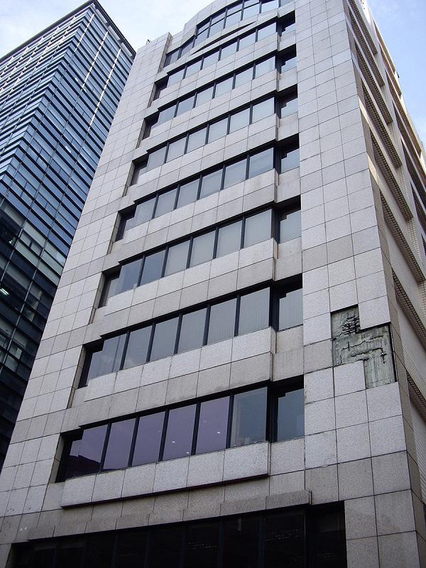 華固世貿大樓外牆更新前-SA工法案例-Wallplus外牆更新專科工法