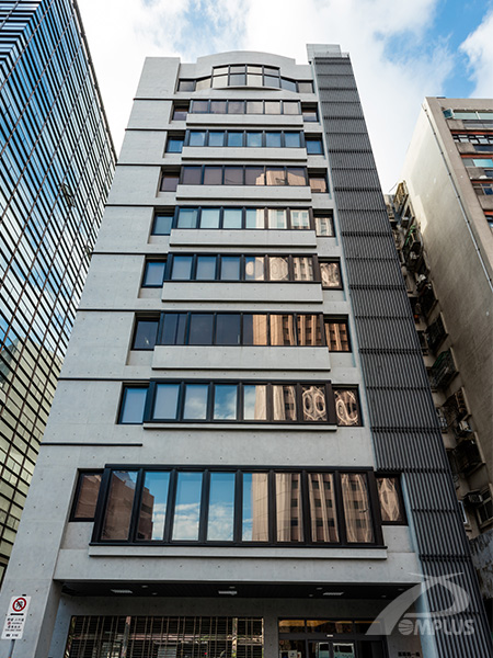 華固世貿大樓外牆更新完成-SA工法案例-Wallplus外牆更新專科工法
