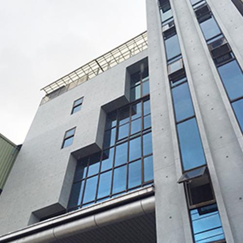 新莊住辦大樓外牆使用SA工法改修後