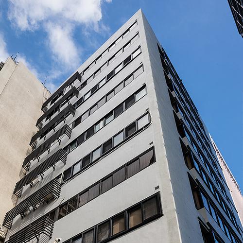 華固世貿大樓-SF工法改造後-Wallplus外牆更新專科工法