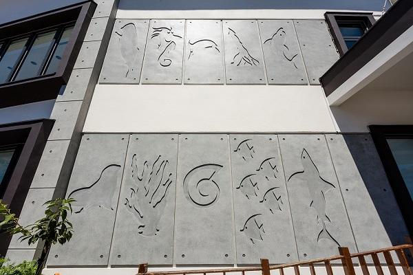 野柳海洋世界-重生後-Wallplus外牆更新專科工法