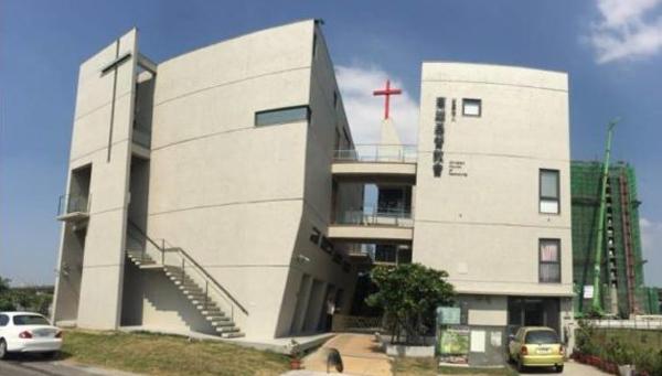 高雄基督教會-外牆改造後-Wallplus外牆更新專科工法