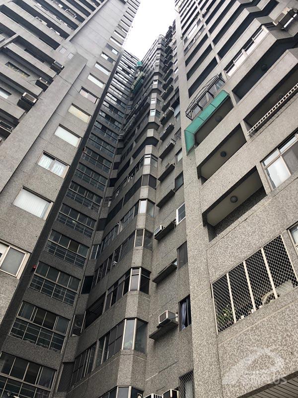台南國家新境_外牆改造前-Wallplus外牆更新專科工法