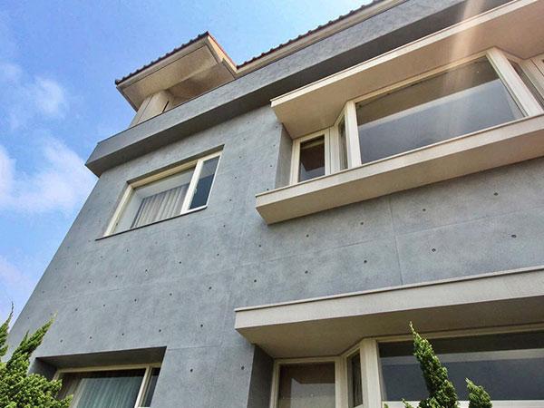 SA後製清水模工法案例-Wallplus外牆更新專科工法