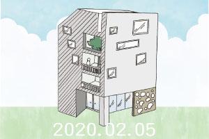 透天外牆設計心動提案:把樹木搬回家,老宅改造舒服綠房子!Wallplus外牆拉皮專科工法-文章主圖