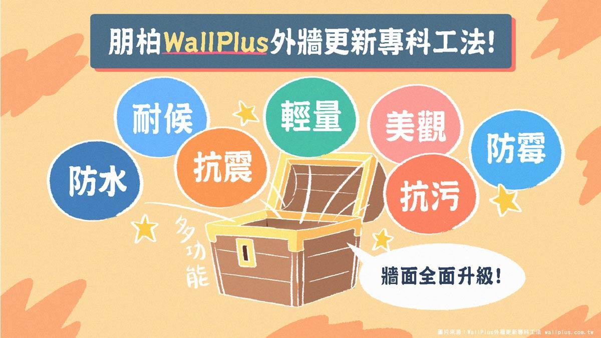 打破外牆防水迷思,觀念對了再治漏水05 _Wallplus外牆拉皮專科工法