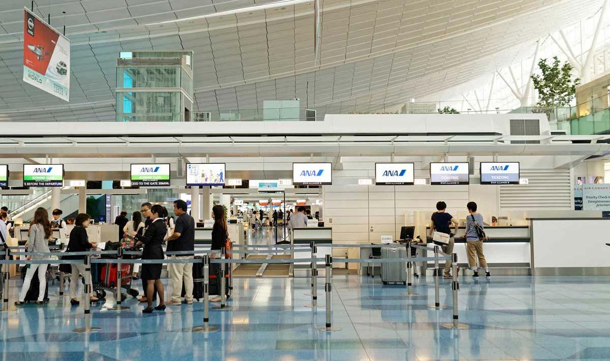 羽田機場連續多年被評為全球最乾淨機場。(圖/Junpei Abe/Flickr CC by 2.0)